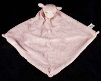 Angel Dear ~ Funbath Inc. Pink Sheep Little Lamb Plush Lovey Security Blank